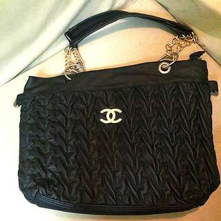 Preloved Channel Inspired Bag (FREE POSTAGE)