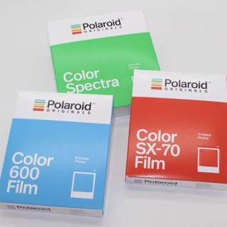 Polaroid Film
