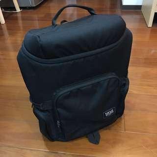 二手良品🙌🏻 韓國 lecaf 大容量後背包 #好物任你換