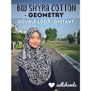 Shyra Cotton Instant Double Loop Shawl Offer!!