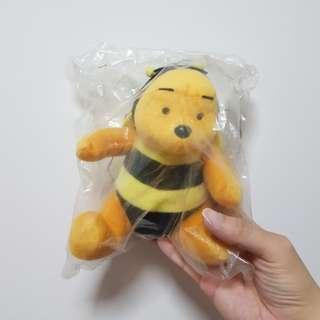 MacDonalds Winnie The Pooh Plush Toy