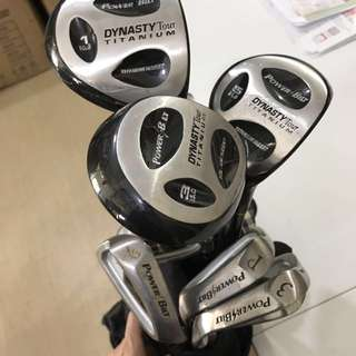 Powerbilt Dynasty Golf Set