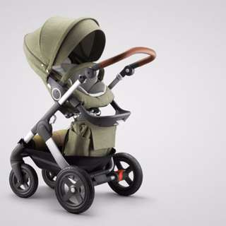 Stokke Trailz Stroller, Limited Edition -  Nordic