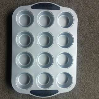cupcake/muffin baking tray