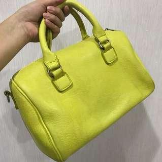 Stradivarius Neon Bag