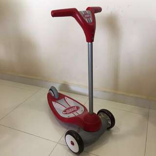 Radio Flyer Toddler Scooter