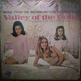 REPRICED: Vintage Valley of the Dolls (20th Century Fox Records)