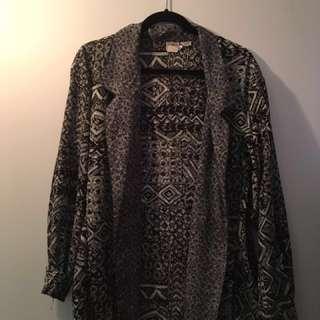 Vintage cardigan/ blazer