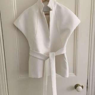 C/meo white jacket