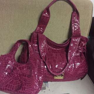 Mother and daughter Nine West Bag