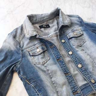 Dotti denim jacket s 10