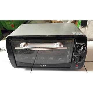oven kirin toaster 9liter