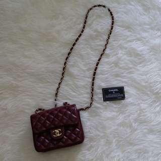 Chanel sling premium