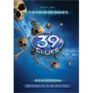 The 39 Clues Book 1: The Maze Of Bones By Rick Riordan