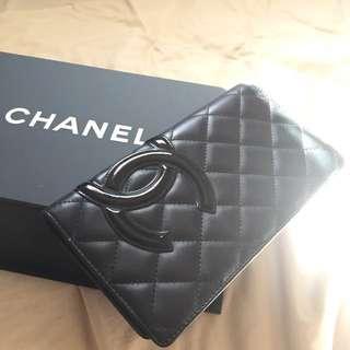 Chanel Wallet / Passport Travel Holder