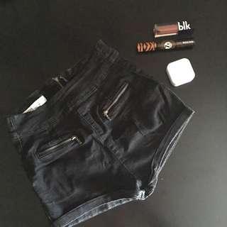Bershka High-waisted Shorts