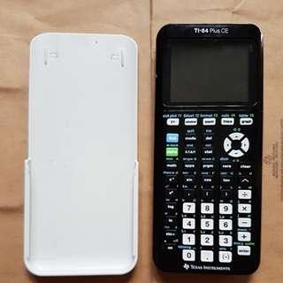 Texas Instrument Graphic Calculater TI-84 Plus CE