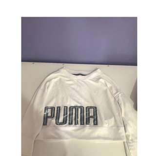 Puma crop jumper
