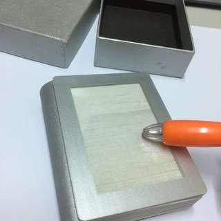 手工DIY相本材料(五本中之二)尺寸不同