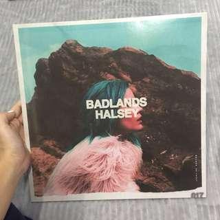 HALSEY Badlands VINYL RECORD ALBUM