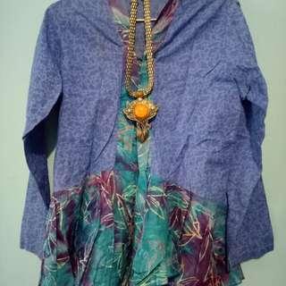 batik size m