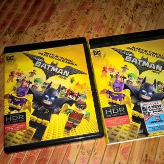 Lego Batman 4K USED