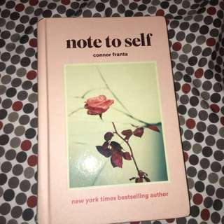 Note to Self - Book