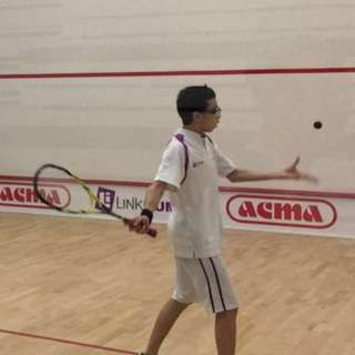 Squash Lessons by WSF Pro Coach