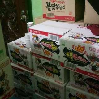 Samyang Korean Spicy Noodles