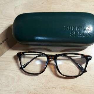 Original sunnies specs priscription eyewear