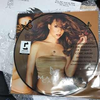 Mariah Carey Butterfly Picture Vinyl LP