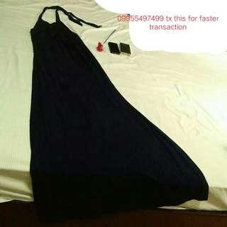 SEXY MATERNITY HALTER DRESS WOMAN®
