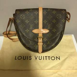 LV Cross body authentic