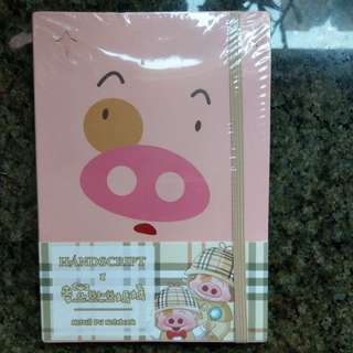 Mudull pu notebook