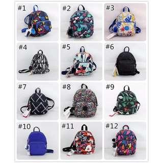 UPDATED!!SALE!! Kipling Mini 3 Way Backpack