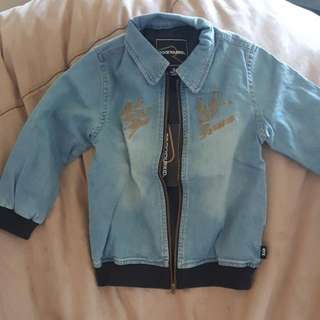 Rockyourkid Denim Jacket