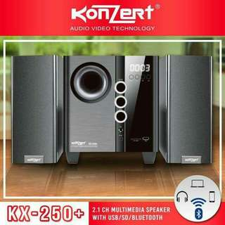 Konzert kx 250 2.1 speaker