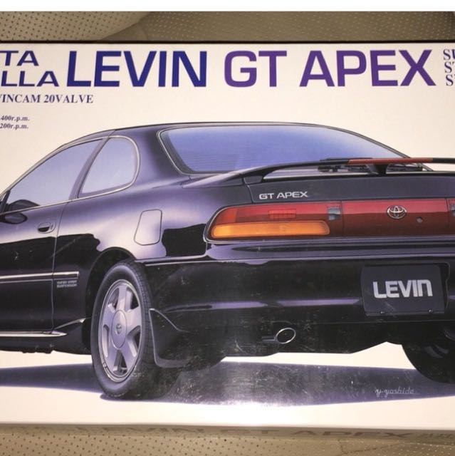 1/24 Levin AE101 on Carousell
