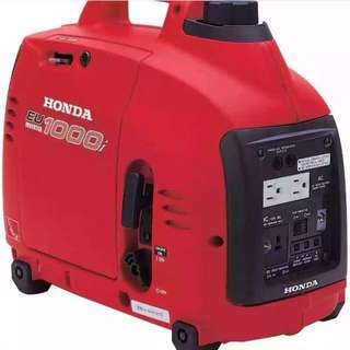 Electric/Power generator (RENT)