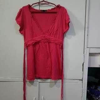 Twentyone Pink Dress/Blouse