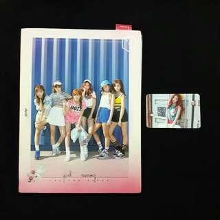 Apink Pink Memory Album