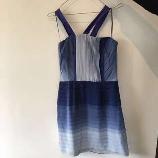 Nicola Finetti Silk Dress