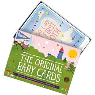 The Original Baby Cards (New) with extra Freebies!!