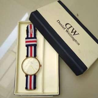 DW daniel weliington watch