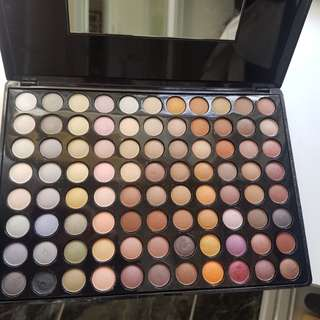 BH cosmetics 88 eyeshadow palette