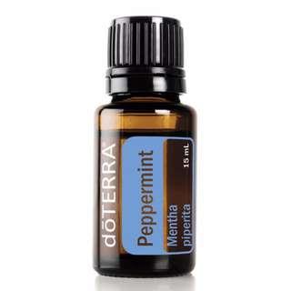doTERRA Peppermint Essential Oil 15mL