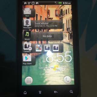 htc rhyme 95%smooth