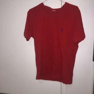 Ralph Lauren t shirt custom fit M