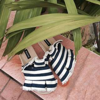 Mader Canvas Slippers
