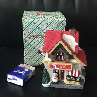 絕版-KFC 聖誕錢箱一盒